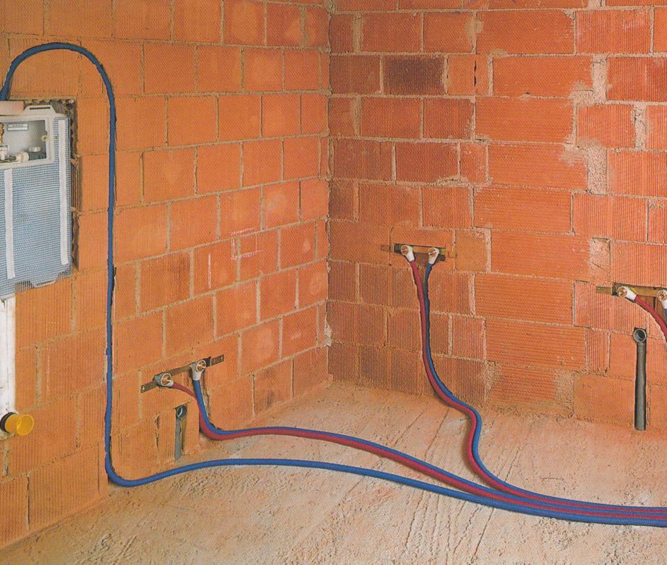 Impianto acqua schema impianto idraulico vita varicolori bagno x with impianto acqua cool - Impianto acqua bagno ...
