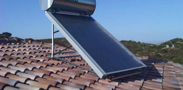 Pannelli solari termici termoidraulica e condizionamento for Pannelli solari solar